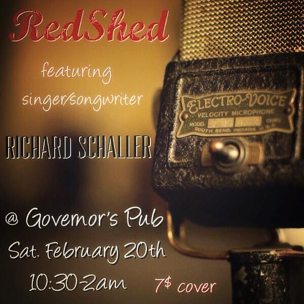 redshedfeb20th