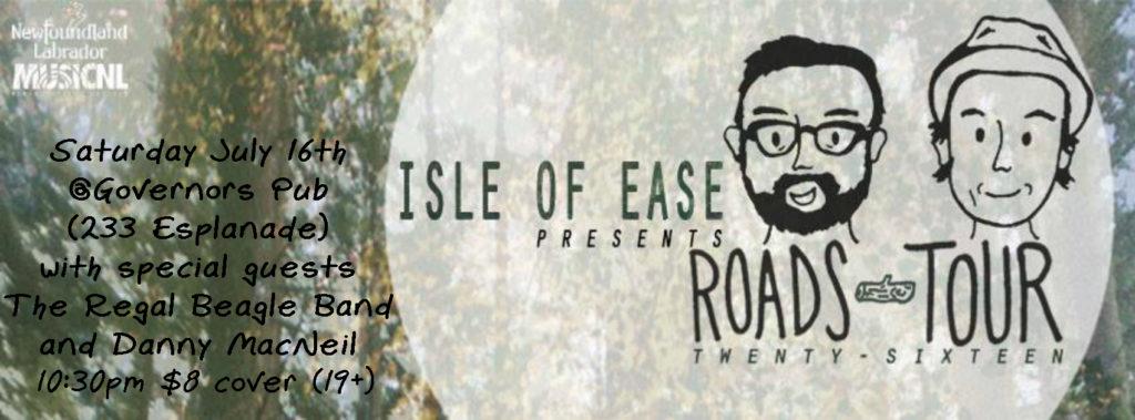 isle of ease july16th